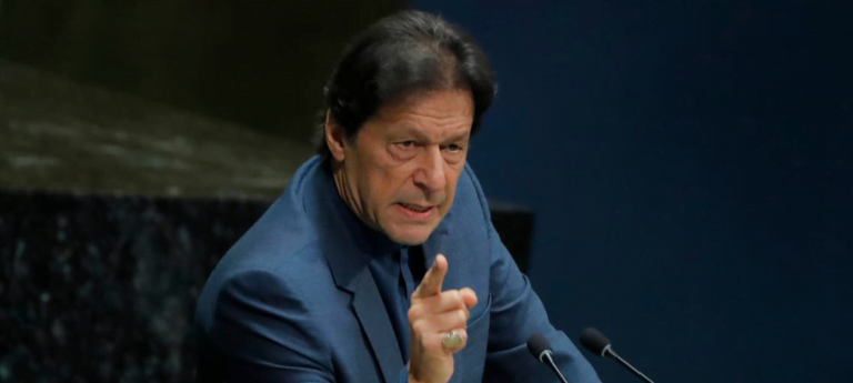 No intention to lift ban on TLP, declares PM Khan