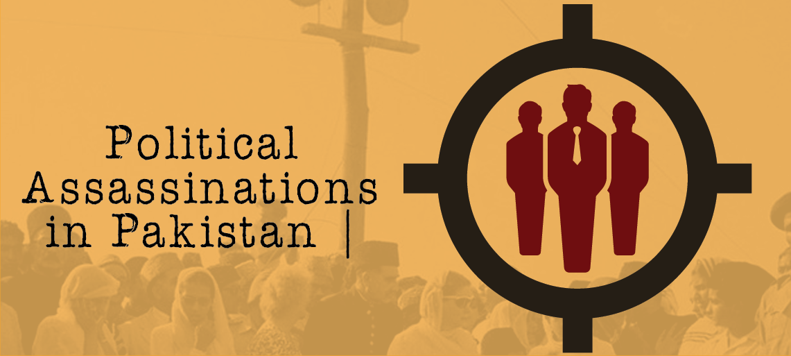 Political Assassinations in Pakistan