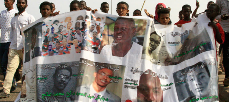 Sudan sentences paramilitaries to death for killing protesters during 2019 protests of food and security shortage