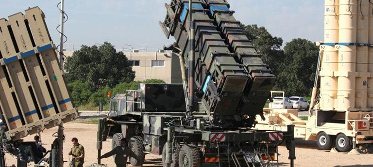 Israel, Saudi Arabia, Missile defense system